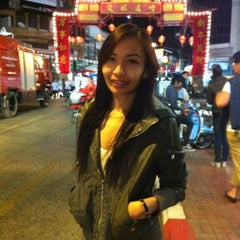 Photo taken at เทศกาลไชน่าทาวน์เมืองเชียงใหม่ by Vivi S. on 1/23/2012