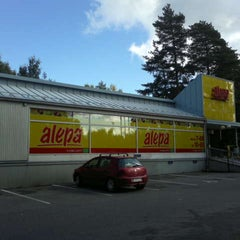 Photo taken at Alepa by Timo V. on 9/20/2011