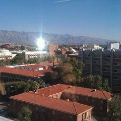 Photo taken at Gould-Simpson Building (University of Arizona) by Kumaran B. on 11/16/2011