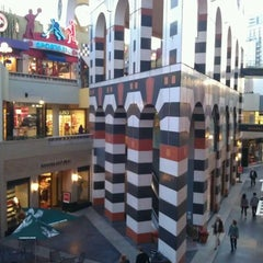 Photo taken at Westfield Horton Plaza by Russel S. on 1/20/2012