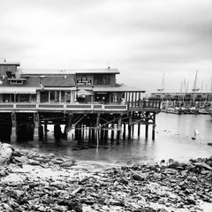 Photo taken at Old Fisherman's Wharf by Kirk W. on 5/13/2012