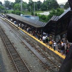 Photo taken at MBTA Lowell Station by Karoline Z. on 6/18/2011