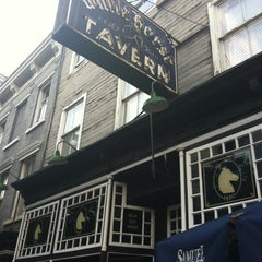 Photo taken at White Horse Tavern by Chris M. on 9/14/2011
