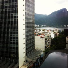 Photo taken at Mar Ipanema by Luba S. on 1/1/2012