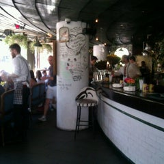 Photo taken at Gazebo Wine Garden by Natalia on 9/9/2012