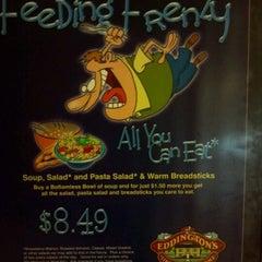 Photo taken at Eddington's Soup and Salad - Roseville by Cj D. on 9/12/2011