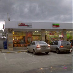 Photo taken at Gasolinera PDVSA by Andrés on 1/14/2012