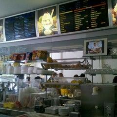 Photo taken at Sorveteria Ideal by Karu M. on 4/14/2012