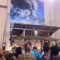 Photo taken at Gereja Santa Theresia by thomas f. on 1/9/2011