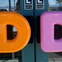 Photo taken at Dunkin' Donuts by Mark P. on 10/15/2011