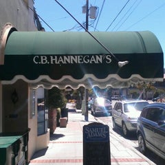Photo taken at C.B. Hannegan's by Rich P. on 7/15/2012