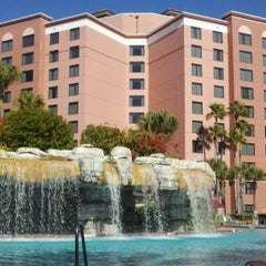 Photo taken at Caribe Royale All-Suite Hotel & Convention Center by Maggie L. on 1/20/2012