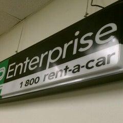 Photo taken at Enterprise Rent-A-Car by Chase J. on 12/30/2011