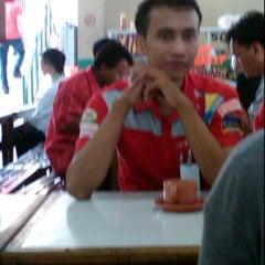 """Photo taken at Genjo """"Kantin Plaza Senayan"""" by Habibie g. on 12/3/2011"""