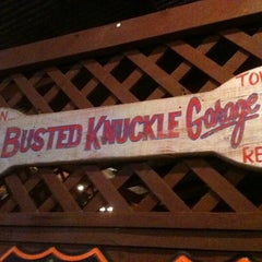 Photo taken at Knuckle Saloon by Jeremy R. on 6/24/2011
