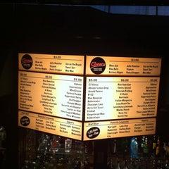 Photo taken at Cheers Shot Bar by Jared J. on 7/24/2011