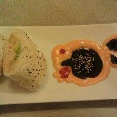 Photo taken at Orange Roll & Sushi by Kat A. on 12/8/2011