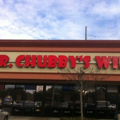 Photo taken at Mr. Chubby's Wings by Raymond M. on 2/16/2012