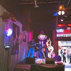 Photo taken at Whiskey Bent Saloon by Cory M. on 4/4/2011