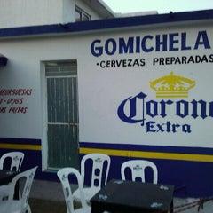Photo taken at Gomichelas by Francisco M. on 5/8/2011
