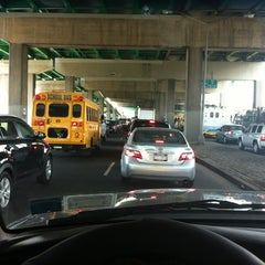 Photo taken at Bruckner Expressway by Perryn B. on 6/8/2012
