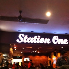 Photo taken at Station One by WeeKhee on 1/12/2011
