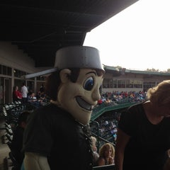 Photo taken at Fort Wayne TinCaps Baseball by Lawrence on 6/13/2012