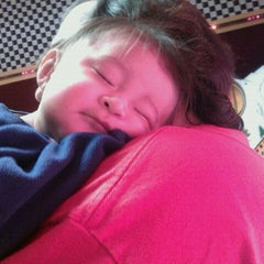 Photo taken at Shakey's Pizza Parlor by Michele E. on 12/10/2011