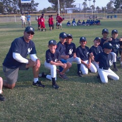 Photo taken at Ft Lowell Park by Miguel P. on 6/2/2012