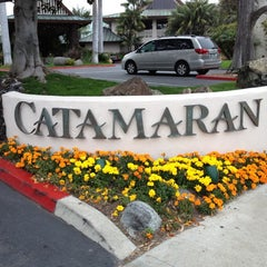 Photo taken at Catamaran Resort Hotel and Spa by Sherrie L. on 4/30/2012