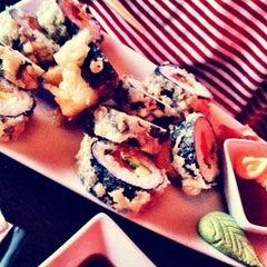 Photo taken at Geisha Sushi Bar by Jord Nikov on 2/25/2012
