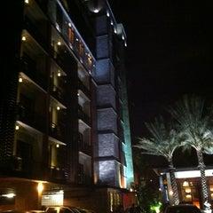 Photo taken at Pak Ping Ing Tang Boutique Hotel (พักพิงอิงทาง บูติค โฮเทล) by Pimwii on 5/18/2012