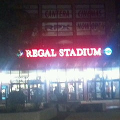 Photo taken at Regal Cinemas Cantera 17 & RPX by Andrea B. on 7/20/2012