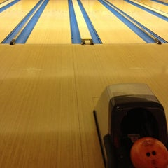 Photo taken at Country Club Lanes by Ben M. on 6/6/2012