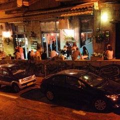 Photo taken at Mahaneyuda (מחניודה) by David A. on 8/20/2012