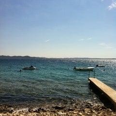 Photo taken at Na Plaži :) by Niksa G. on 8/10/2012