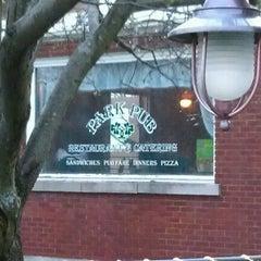Photo taken at Park Pub Restaurant by Bryen B. on 3/19/2012