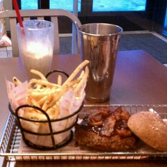 Photo taken at Smashburger by Brian R. on 2/27/2012