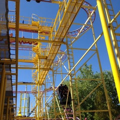 Photo taken at Wild Mouse by Filip P. on 9/2/2012