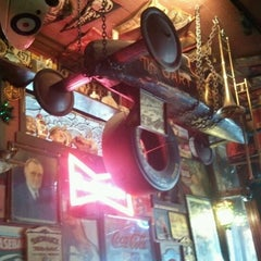 Photo taken at Green Door Tavern by Bojangles M. on 7/15/2012
