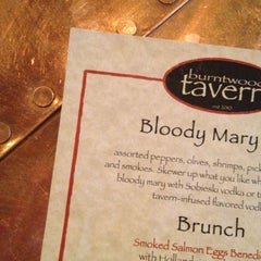Photo taken at Burntwood Tavern by Amanda D. on 4/29/2012