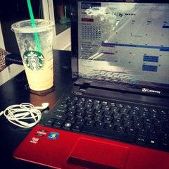 Photo taken at Starbucks by Travis M. on 8/1/2012