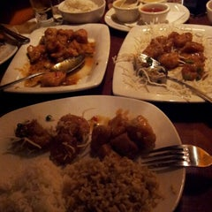 Photo taken at P.F. Chang's by Beacon S. on 2/20/2012