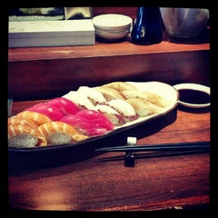 Photo taken at Take Sushi by Colin G. on 7/13/2012
