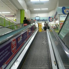 Photo taken at Carrefour by Alex G. on 7/6/2012