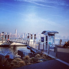 Photo taken at East River Ferry - North Williamsburg Terminal by Jonathan P. on 3/19/2012