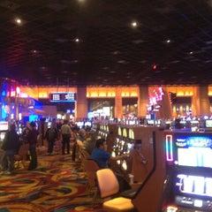 Photo taken at Hollywood Casino at Kansas Speedway by Nathan N. on 2/5/2012