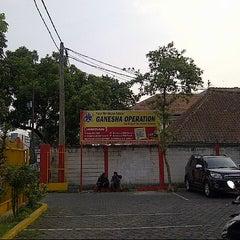 Photo taken at Ganesha Operation Cimahi by Nenggg on 7/31/2012