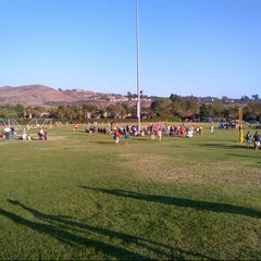 Photo taken at San Juan Community Center and Sports Park by Mike B. on 8/20/2012