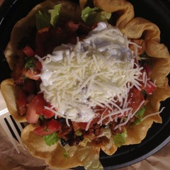 Photo taken at Qdoba Mexican Grill by Jeanne A. on 9/2/2012